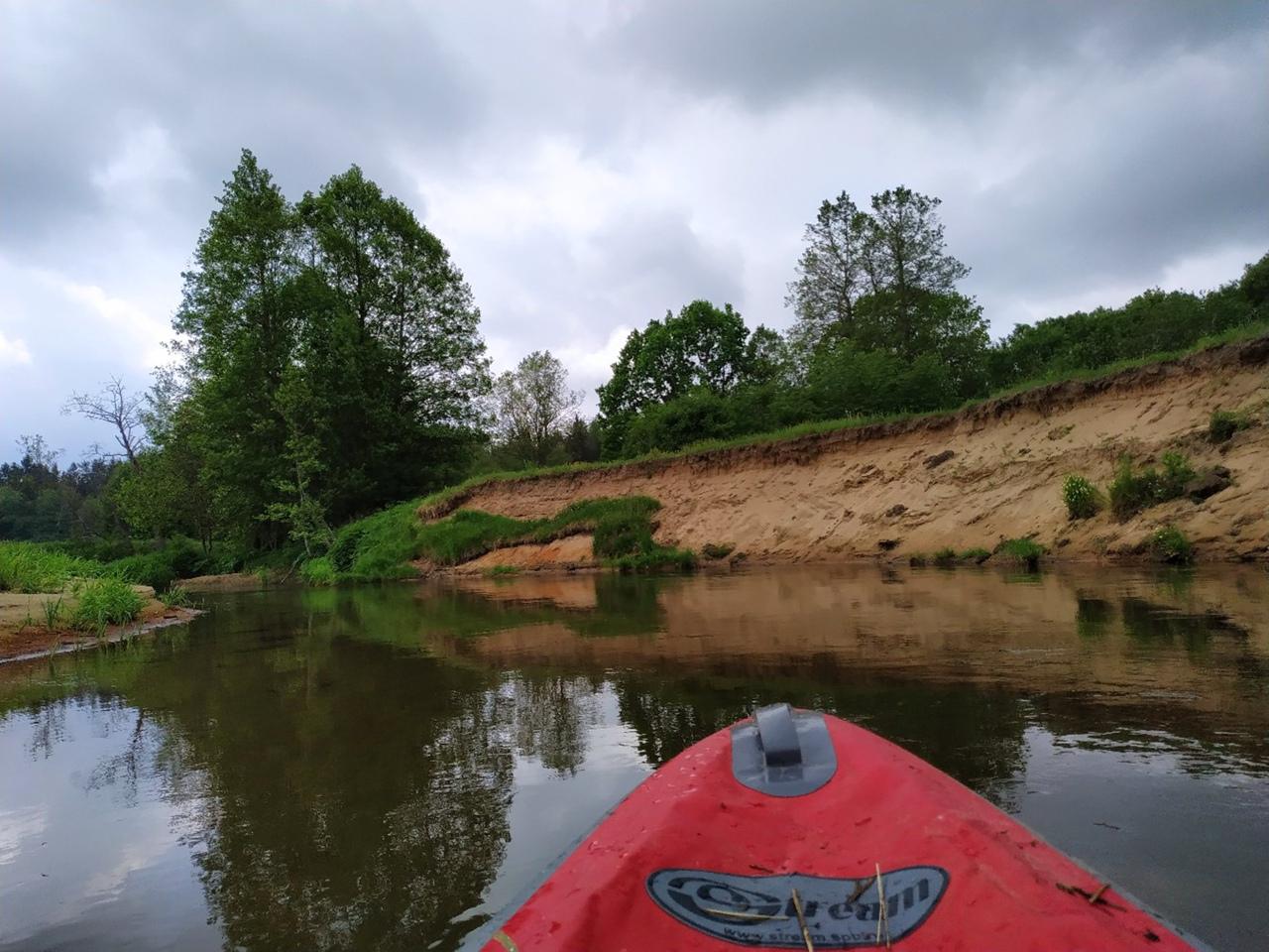 Жемчужина Беларуси – Река Ислочь
