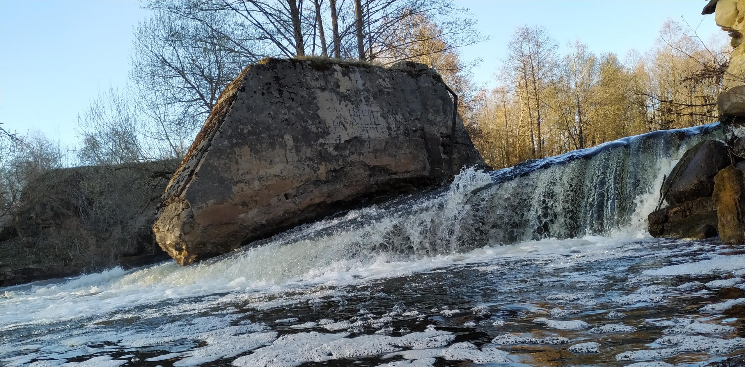 Река Страча